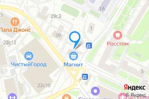 Снять двухкомнатную квартиру в Москве м. Алексеевская, Маломосковская улица, 31