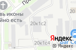 Схема проезда до компании Родниковый мир в Москве