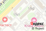 Схема проезда до компании Мировые судьи района Нагатино-Садовники в Москве