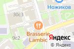 Схема проезда до компании Промышленные огнеупоры в Москве