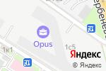Схема проезда до компании T-Direct Russia в Москве