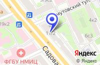 Схема проезда до компании САЛОН СОТОВЫХ ТЕЛЕФОНОВ ДИВИЗИОН в Москве