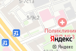 Схема проезда до компании Тайцзи и Цигун в Москве