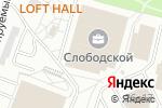 Схема проезда до компании Инновационные Бизнес Системы в Москве
