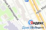 Схема проезда до компании Центр Юридической Поддержки в Москве