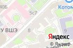 Схема проезда до компании Гран-Сити в Москве