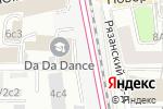 Схема проезда до компании Каланчевка detailing club в Москве