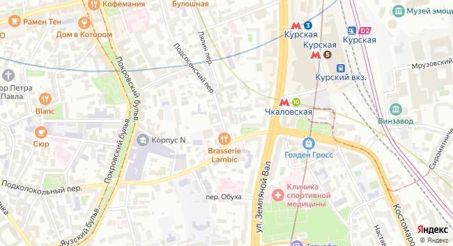 Бизнес-центр «Подсосенский 23» - превью 2