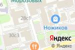 Схема проезда до компании Российское историческое общество в Москве