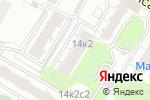 Схема проезда до компании Техноком БМ в Москве
