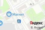 Схема проезда до компании Ремэкспо ЛТ в Москве