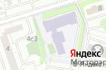 Схема проезда до компании Эрудит в Москве