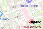 Схема проезда до компании Храм Святого Апостола Иакова Заведеева в Казенной Слободе в Москве