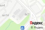 Схема проезда до компании Орегана в Москве