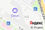 Схема проезда до компании Медицинская Лизинговая Компания в Москве