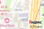 Схема проезда до компании Rockwell collins в Москве