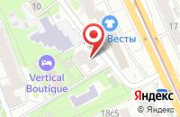 Схема проезда до компании Специализированное Сму-2 в Москве
