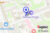 Схема проезда до компании КОНСАЛТИНГОВАЯ КОМПАНИЯ СОЦИУМ в Москве