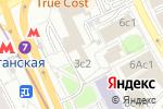 Схема проезда до компании Shishacity в Москве