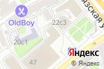 Схема проезда до компании GENERE MIO в Москве