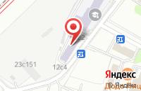 Схема проезда до компании Стройремонтсервис-М в Москве