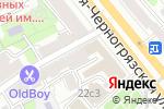Схема проезда до компании ЮСТУС в Москве