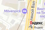 Схема проезда до компании Айдамаг в Москве