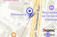 Схема проезда до компании КБ КВОТА-БАНК в Москве