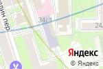Схема проезда до компании НИИТСС в Москве