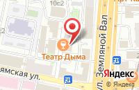 Схема проезда до компании Медиарт Групп в Москве