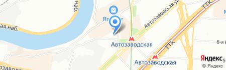 Штрих Элит Сервис на карте Москвы