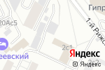 Схема проезда до компании Мир Кашемира и Шерсти в Москве