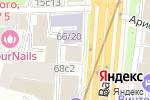 Схема проезда до компании Пункт выдачи технических средств реабилитации в Москве