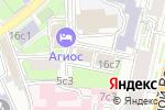 Схема проезда до компании Профит Аст в Москве