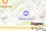 Схема проезда до компании Клина-Рус в Москве