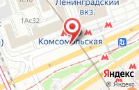 Схема проезда до компании РегионКИПсервис в Подольске