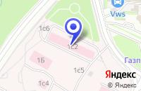 Схема проезда до компании ЦЕНТР ПЛАСТИЧЕСКОЙ РЕКОНСТРУКТИВНОЙ ЭНДОСКОПИЧЕСКОЙ ХИРУРГИИ в Москве