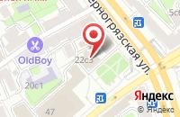 Схема проезда до компании Лидия в Москве