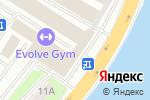 Схема проезда до компании Грестайл в Москве