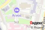 Схема проезда до компании Правовой центр Олега Некрасова в Москве