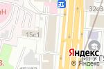Схема проезда до компании Компания оценки и права в Москве