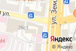Схема проезда до компании ЯХОНТЫ в Москве