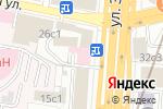 Схема проезда до компании Кипфит в Москве