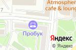 Схема проезда до компании Нортон в Москве