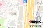 Схема проезда до компании Российский независимый профсоюз работников угольной промышленности в Москве