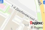 Схема проезда до компании VideoMost ZAO в Москве