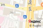 Схема проезда до компании Призывник в Москве