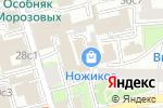 Схема проезда до компании Заполярпромгражданстрой в Москве