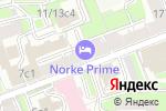 Схема проезда до компании Стожары в Москве