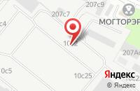 Схема проезда до компании Фурнитуратекс в Москве